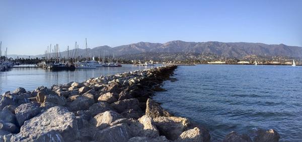 Hafen von Santa Barbara