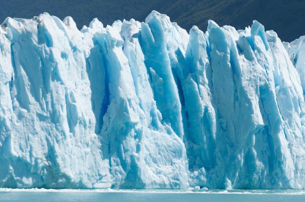 Eisfront des Perito Moreno-Gletscher