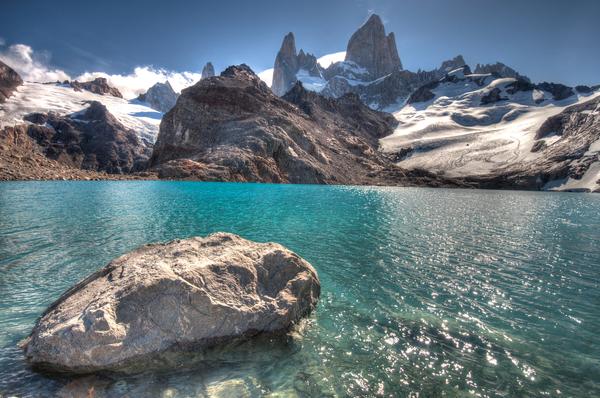 Laguna de los Tres 2