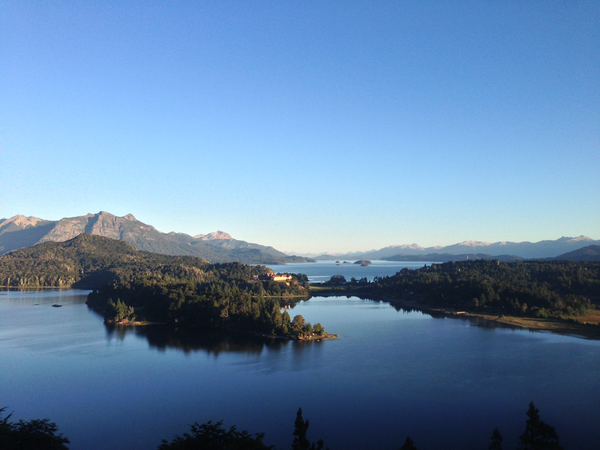 Seen von Bariloche