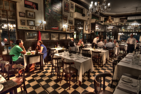 Restaurant Lo de Jesus in Buenos Aires