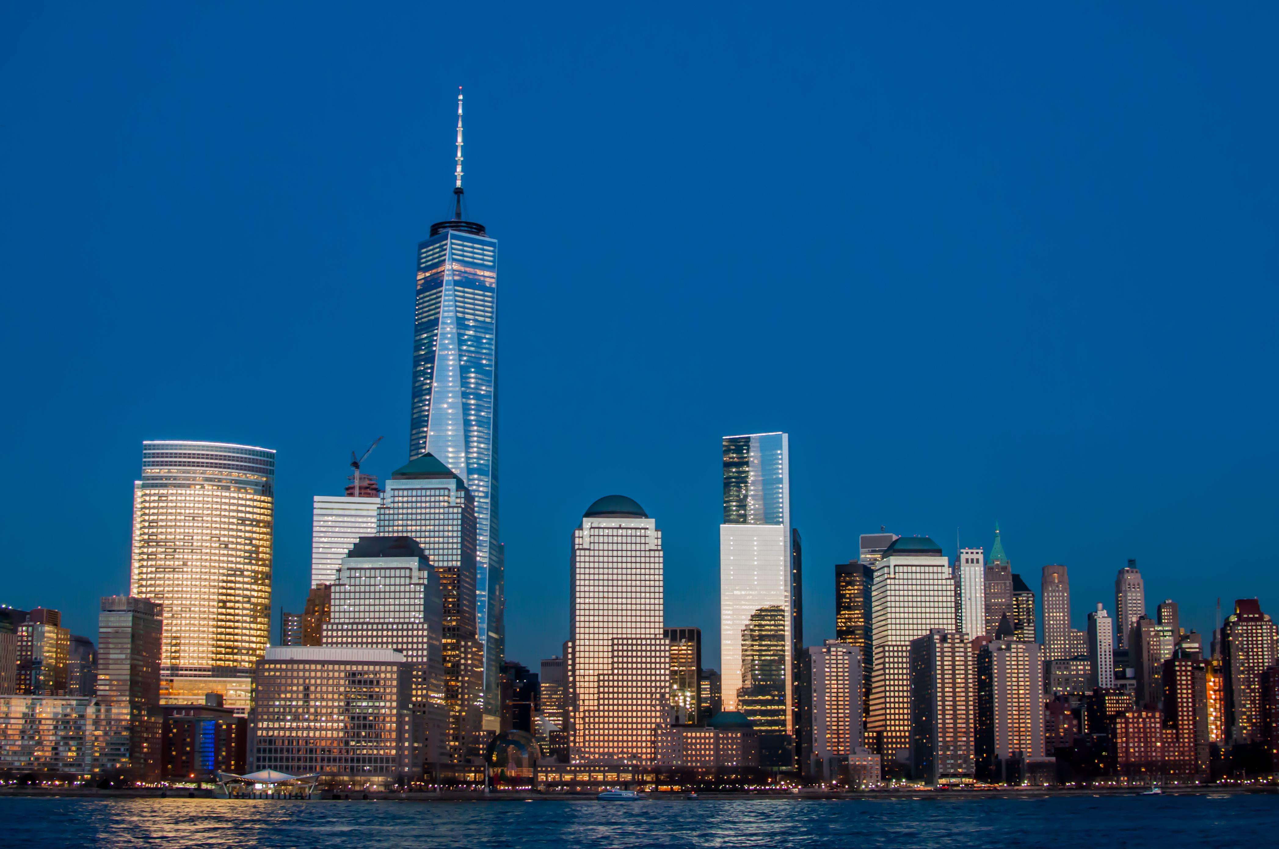 Lower Manhattan Skyline - jupp0r 4.0
