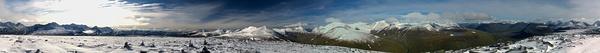 Gipfelpanorama vom Noajdde
