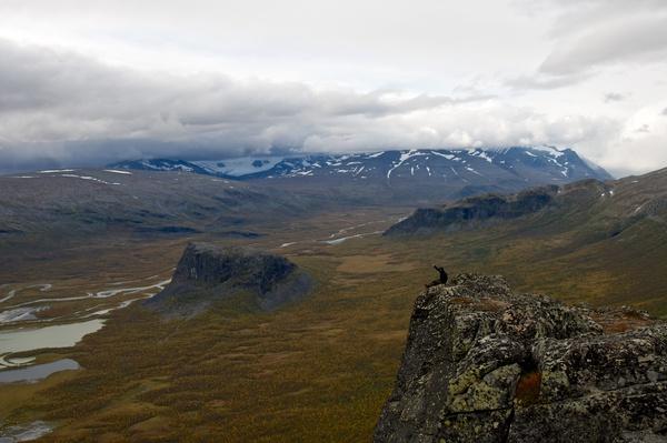 Gipfelfoto Skierffe