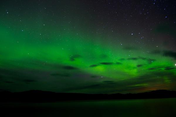 Nordlichter in Saltoluokta 2