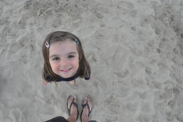 Hermine am Pismo Beach