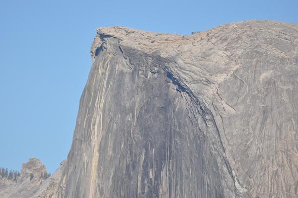 Half Dome Gipfel