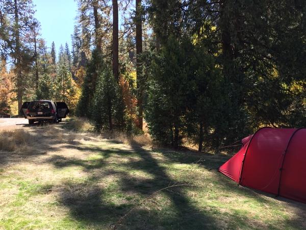 Wawowa Campground